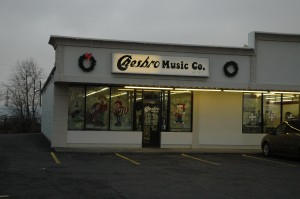Business of the Month - Chesbro Music Company
