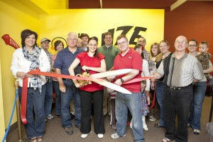Ribbon Cutting The Craze