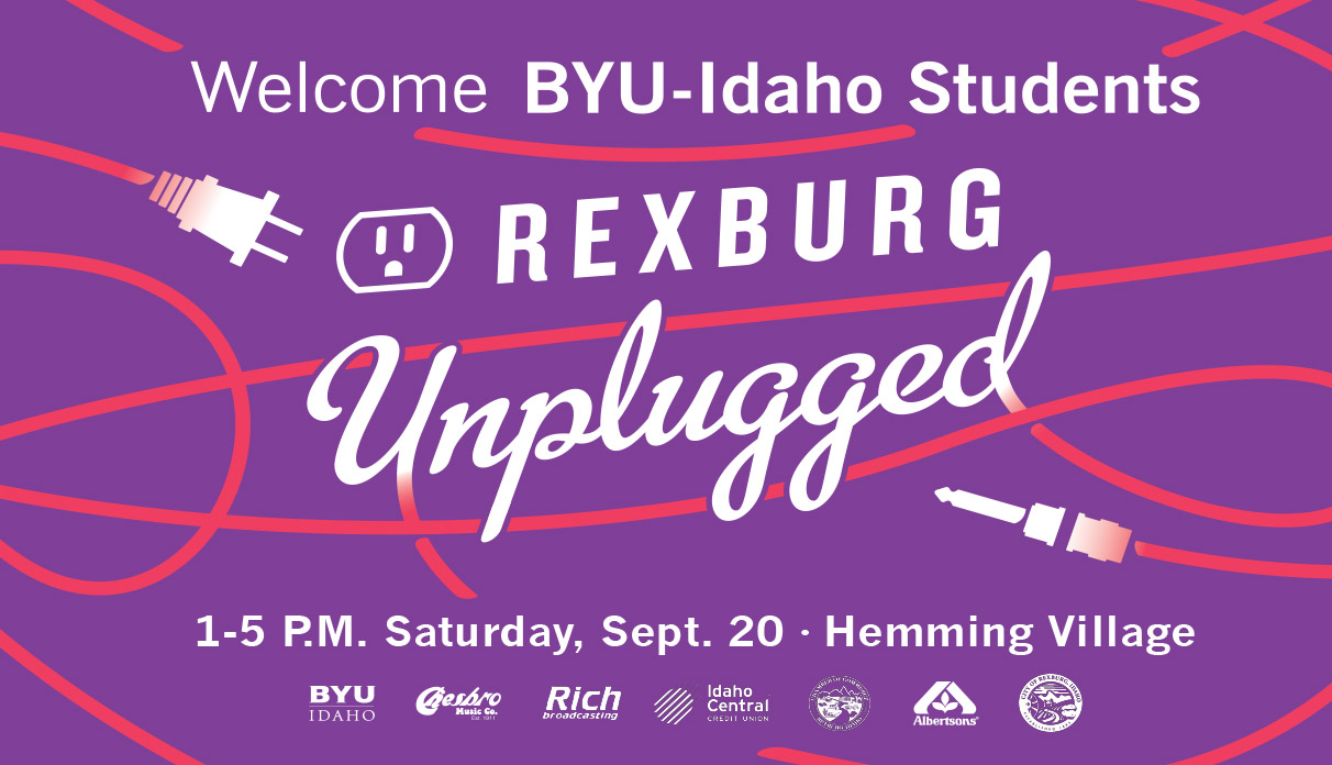 Rexburg Unplugged 2014