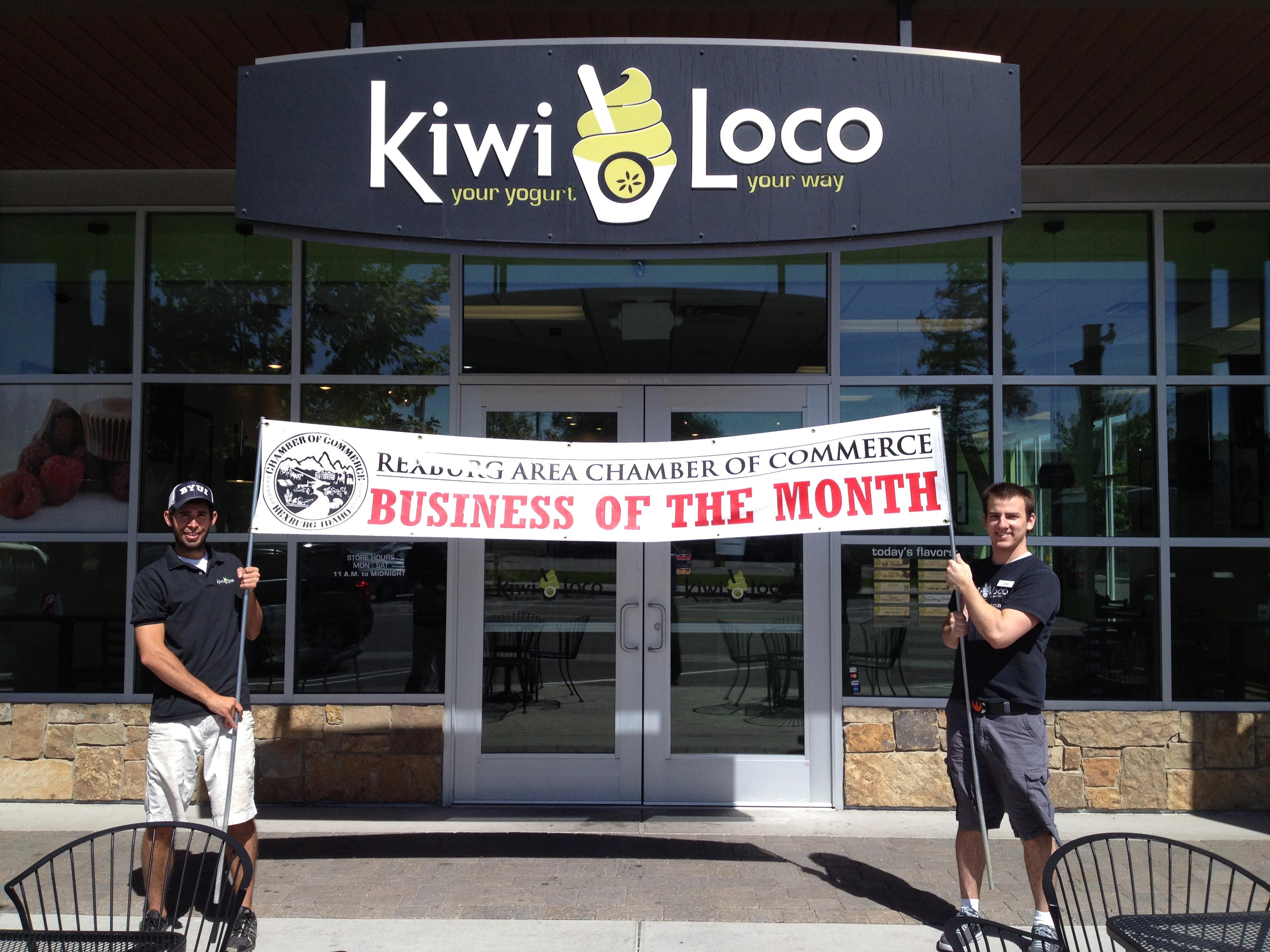 Business of the Month - Kiwi Loco